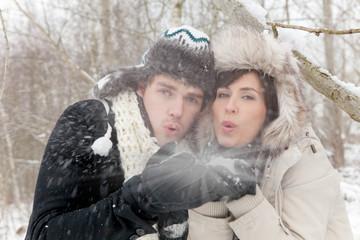 winter dreams couple