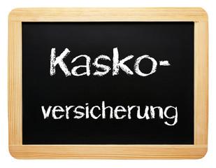 Kasko- Versicherung