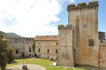 Castello Sermoneta IV