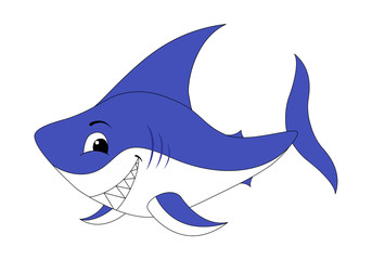 A shark