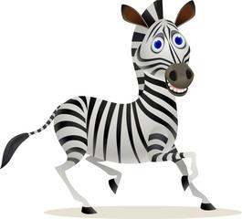 Giraffe cartoon isolated