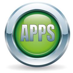 APPS - Button grün