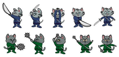 kitten ninjas 2