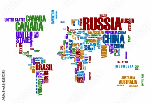 World mapthe contours of the country consists of the words stock world mapthe contours of the country consists of the words gumiabroncs Image collections
