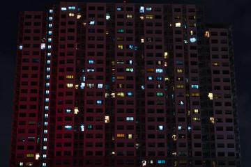 Condominium in Thailand.