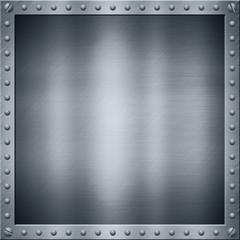 Aluminium metal plate