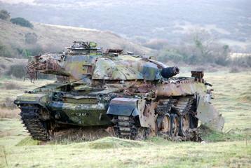 Chieftain Tank Target 1