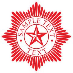 star order (police badge)