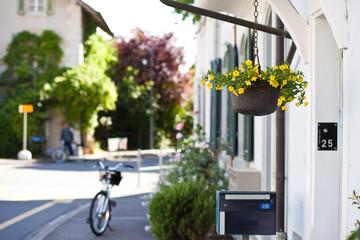 Ornamental flowerpot