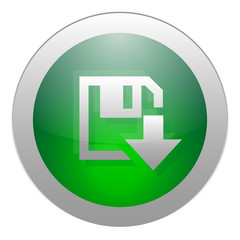 DOWNLOAD Web Button (upload downloads green internet click here)