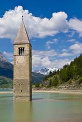 Reschensee, Italien