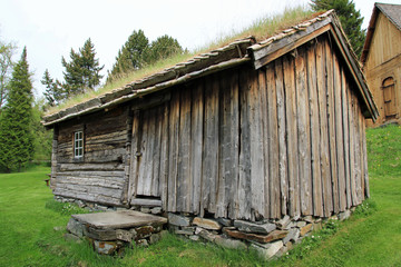 Old fisher mans cabin
