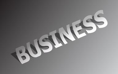 Business concept -vector illustration