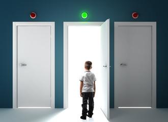 door of future