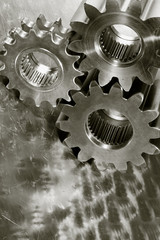engineering gears and pinions