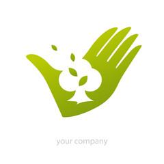 logo pour jardinier gratuit