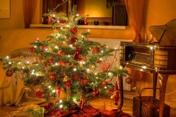 Weihnachtsstube