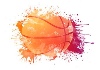 Estores personalizados con tu foto Basketball ball