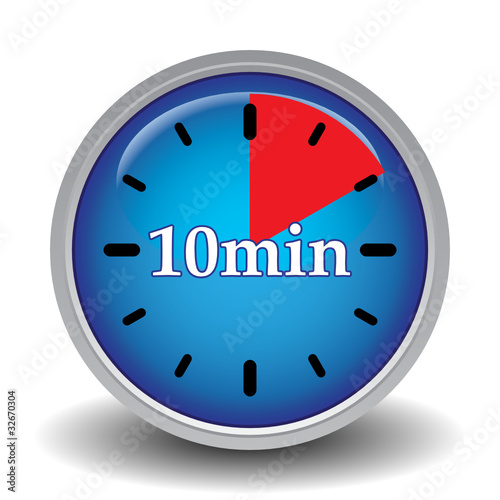 10 MINUTES ICON Stock Image And Royalty Free Vector Files On
