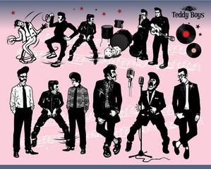 Rock N' Roll - Teddy Boys