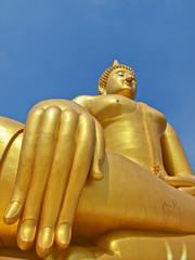 Big Buddha stature