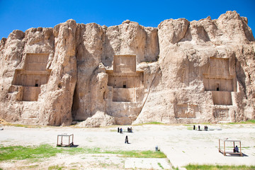 Naqsh-e Rostam, Tomb of Persian Kings