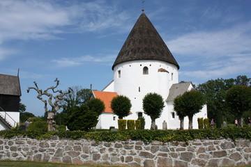 Bornholmer Rundkirche