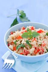 Couscous mit Tomate