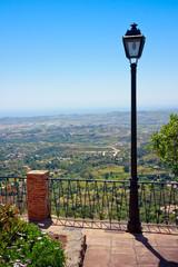 Lantern at Viewpoint