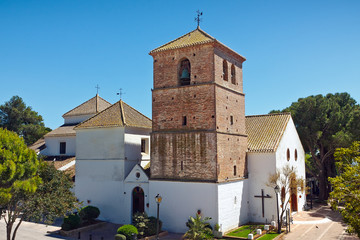 Village of Mijas - Church of the Immaculate Conception