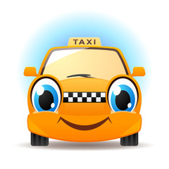 Recess Fitting Cars Funny taxi