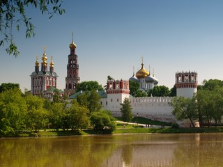 Novodevicii monastery