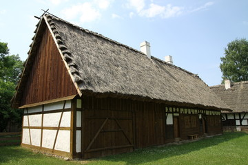 Traditional agricultural building