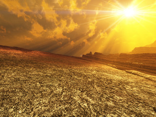 tierras de oro