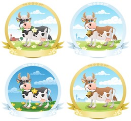 Dairy Products Labels
