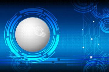 Techno Binary Background
