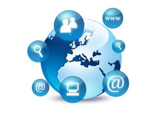 internet contact