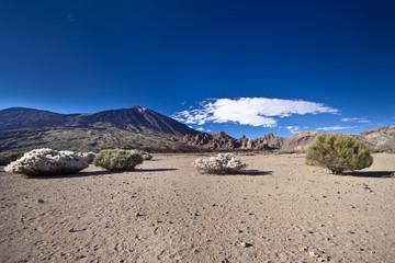 Teide - volcano landscape