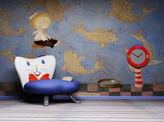 Children's Interior
