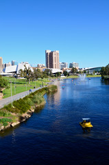View of Adelaide and Torrent River