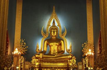 Thai Buddha sculpture style