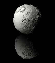 White Globe - Europe