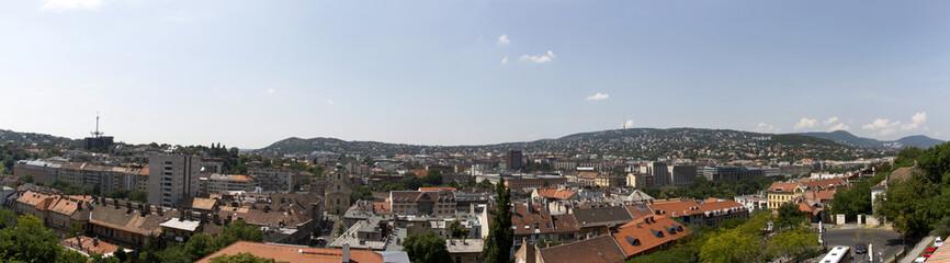 Panorama von Budapest #4