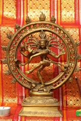 la statuette de  Shiva