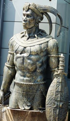 quotshaka zulu statuequot stock photo and royaltyfree images on