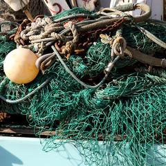 Fischerei Netzwerk