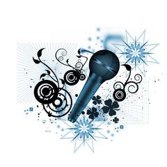 classical microphone