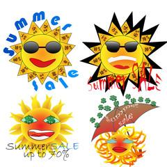 Summer sale suns