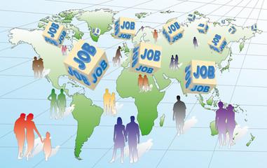 Chômage et emploi