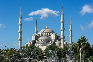 Sultanhamet Mosque, Istanbul